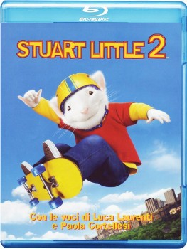Stuart Little 2 (2002) Full Blu-Ray AVC ITA DD 5.1 ENG DTS-HD MA 5.1 MULTI