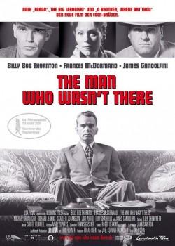 El hombre que nunca estuvo allí (Dual)(Dvdrip-Xvid)(2001)