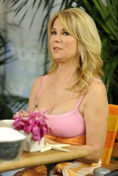 KATHIE LEE GIFFORD - swimsuit - today show - behind the scenes