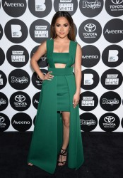 "Becky G - People Espanol's ""50 Most Beautiful"" 2015 Gala in NYC 5/12/15"