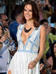 Alessandra Ambrosio - Replay Fashion Show in Mykonos