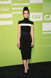 Adelaide Kane - The CW Network's 2015 Upfront Presentation in NYC 5/14/15