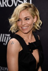 Sienna Miller - 2015 Cannes Film Festival Hollywood Reporter & Swarovski Party 5/14/15