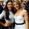 Emily Bett Rickards - 2015 CW Upfronts - 12 Mixed Quality