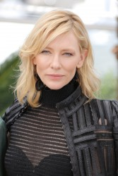 Cata Blanchett _ ''Carol'' photocall , 68th Cannes Film Festival  05/17/2015