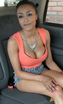 Taxi Driver Gets Lucky Twice With Super Hot Babe Cover