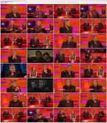 Britt Robertson @ The Graham Norton Show | May 22 2015