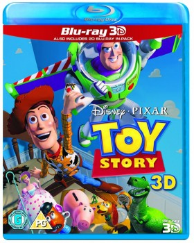 Toy Story - Il mondo dei giocattoli 3D (1995) Full Blu-Ray 3D 36Gb AVC\MVC ITA FRE DTS-ES 5.1 ENG DTS-HD MA 5.1