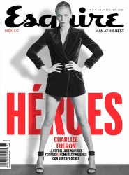 Charlize Theron - Esquire Mexico, May 2015