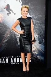 "Malin Akerman - ""San Andreas"" Premiere in Hollywood 5/26/15"