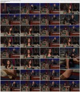 Lea Michele @ Late Show with David Letterman | October 5 2009 | ReUp